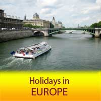 No Fly Holidays in Europe
