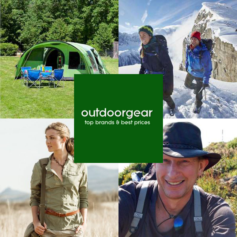 Outdoor Gear - Holiday Essentials for the Outdoors