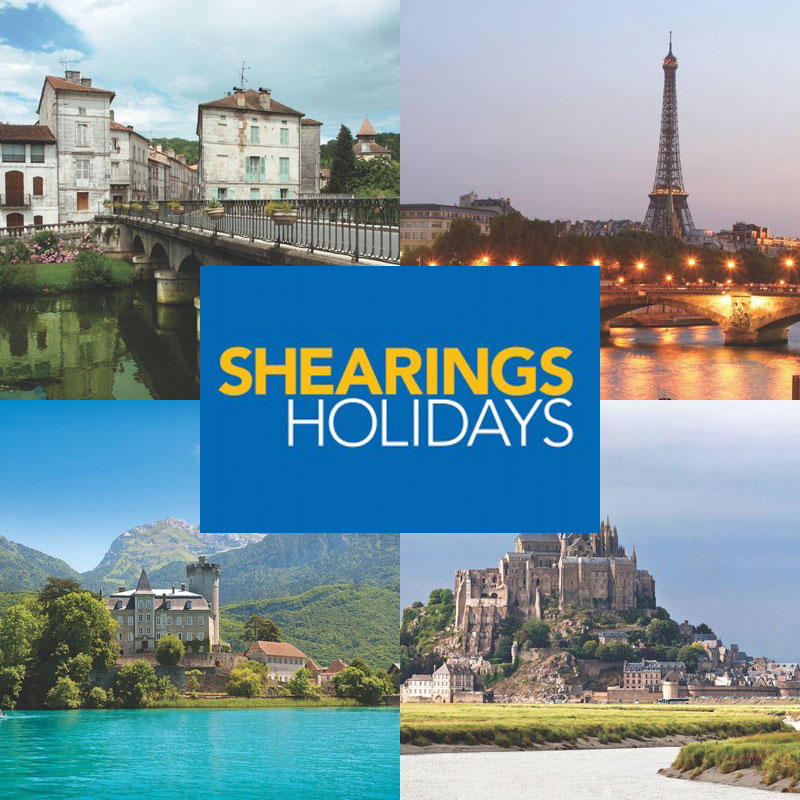 Shearings Coach Holidays in Europe