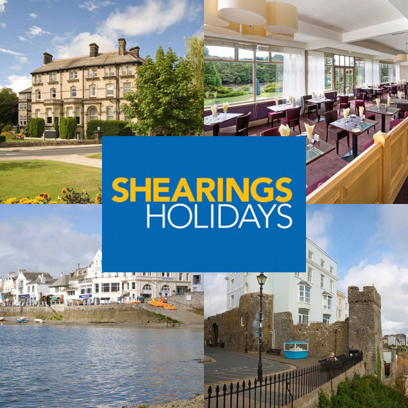 Shearings Hotels in the UK